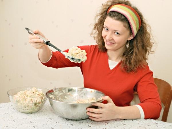 #1 Reason: Erratic eating habits