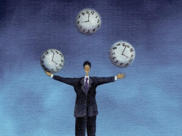 Make a time plan