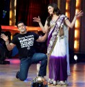 Salman Khan and Madhuri Dixit