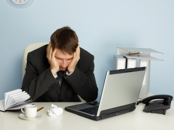 Take a quick nap at work