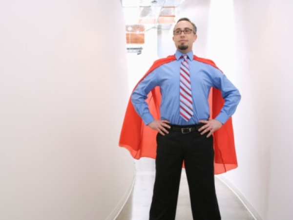 Benefits of Quitting Smoking # 9: You will feel like a SUPER-HERO