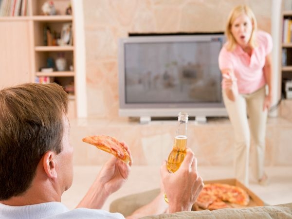 Be the boss of your TV remote and turn it off