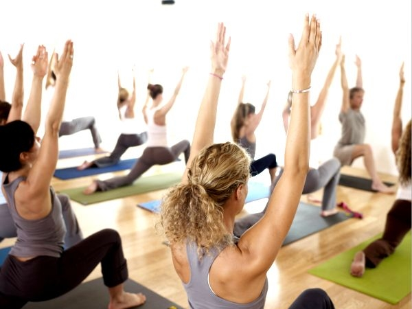 Yoga and core strength