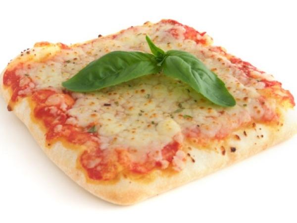 New Year's Party Snack Recipe # 2: Mini margherita pizzas
