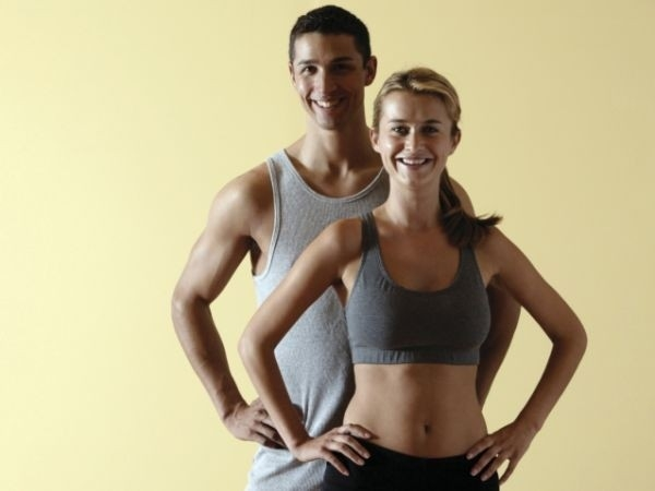 Weak core can cause Back Pain