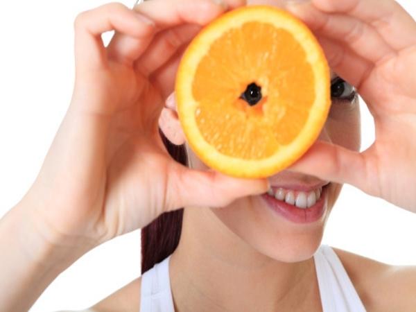 Foods for diabetics # 14: Oranges