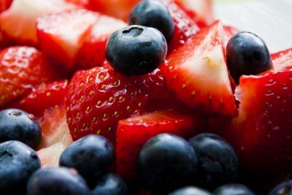 Foods for diabetics # 8: Berries
