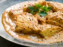 Coconut Fish Curry and Brown Rice