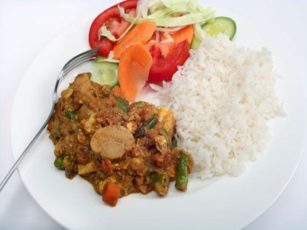 Mixed Vegetable Paneer