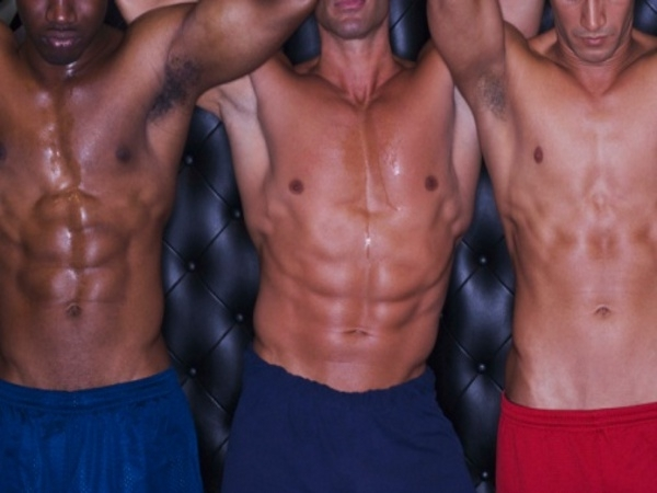 The Warrior Abs workout