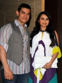 AAMIR KHAN AND RANI MUKERJI