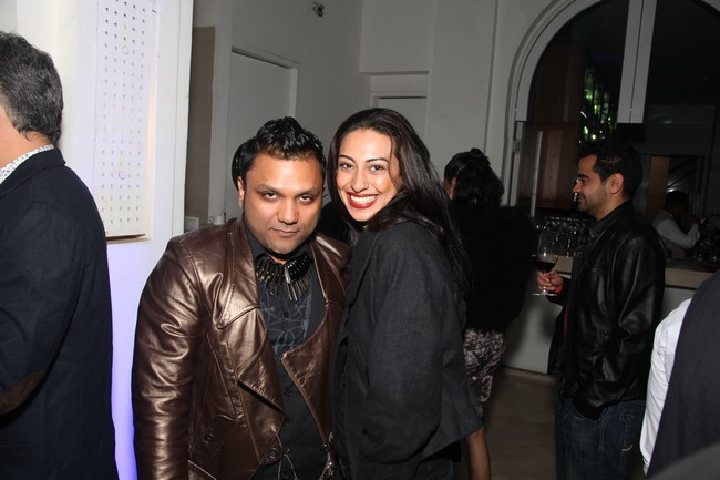 Gaurav Gupta and Mohini Guleria