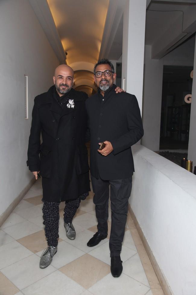 Gautam Kalra and Tarun Vishwa