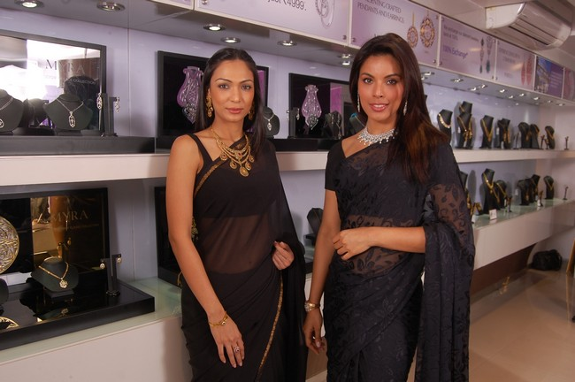 Shamita Singha and Deepti Gujral