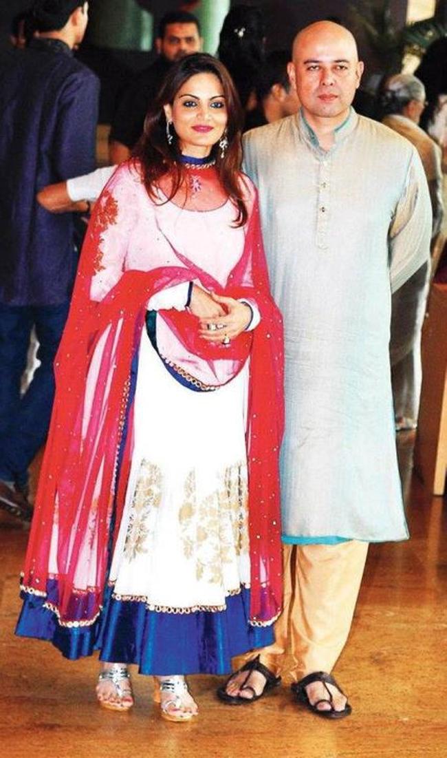 Alvira and Atul Agnihotri