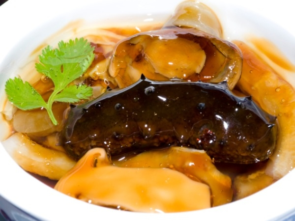 Sea Cucumber – It is nothing like our Indian cucumber, it is not a vegetable but an animal and is rich in nutrients. Popular in East and Southeast Asia and is called by different names in different countries - bêche-de-mer in French, Trepang in Indones
