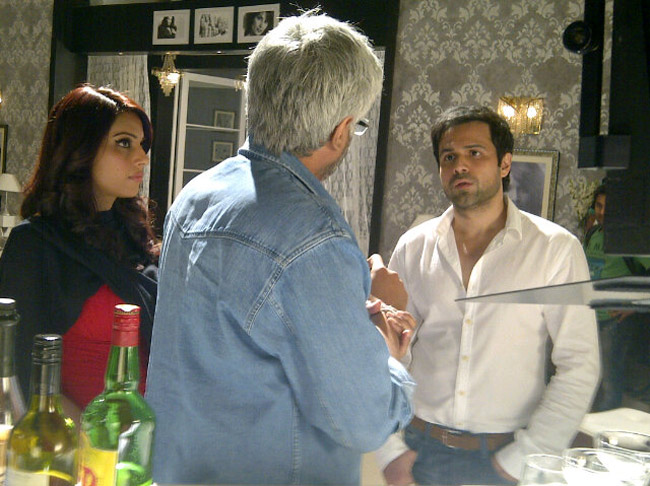 Bipasha, Vikram and Emraan