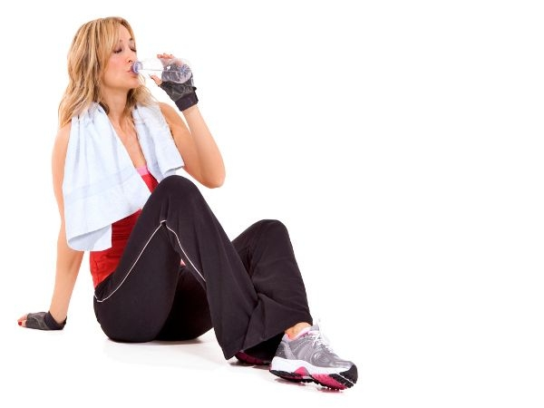 Weight Loss Golden Rule #7: Hydrate.