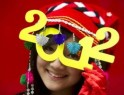 People around the world are celebrating the start of the New Year, bidding farewell to 2011.