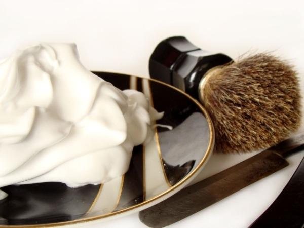 Barber's rash: