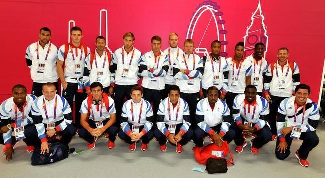 The Great Britain men