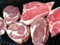 Red meat is the only source of saturated fats