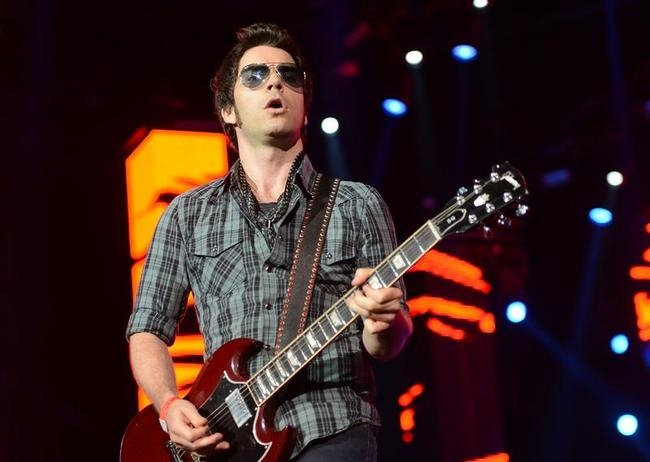 Kelly Jones, member of the British rock