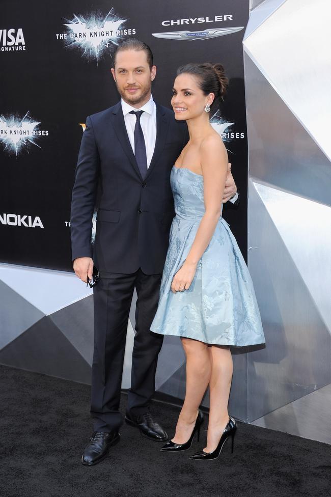 """The Dark Knight Rises"" New York Premiere - Inside Arrivals"
