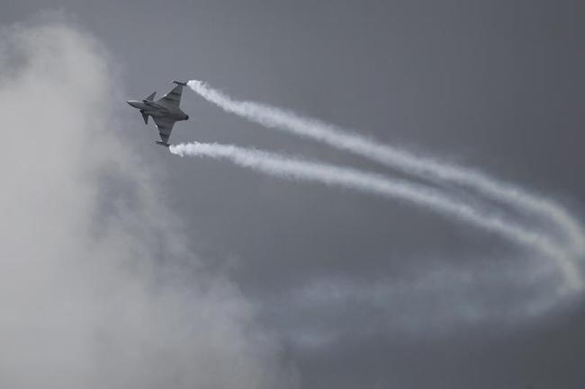 A Saab Gripen