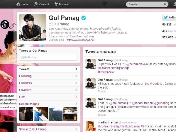Gul Panag: