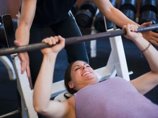 Weight training: