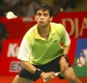 Parupalli Kashyap shines in easy opening game