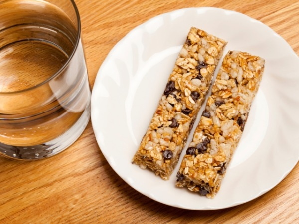 nutritional bars depend on your needs, if you are having them as a breakfast or to boost your workout