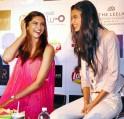 Deepika Padukone and Diana Penty
