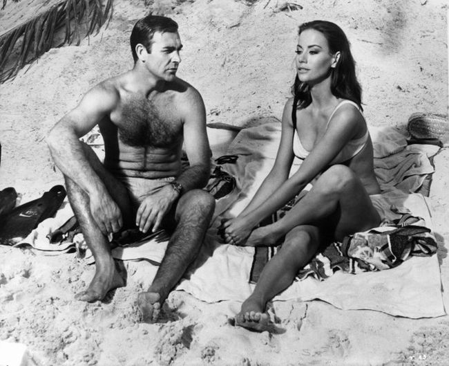 Dominique Derval (Claudine Auger) - Thunderball
