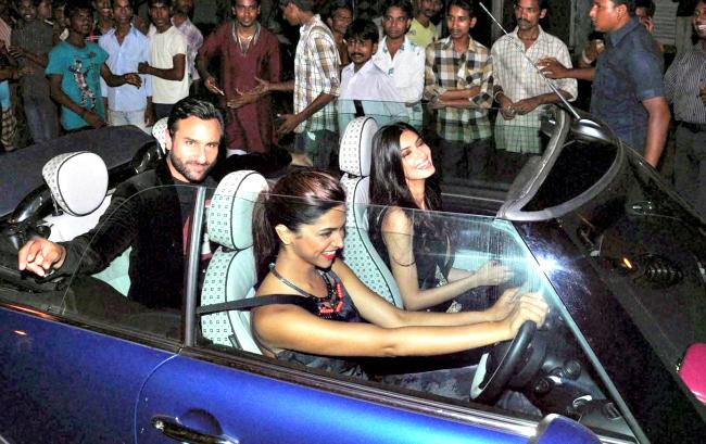 Saif Deepika Diana