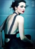 English actress Rachel Weisz for Vanity Fair - July 2012