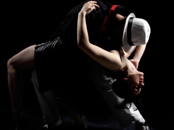 Couple dance: