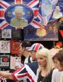 London Prepares For The Diamond Jubilee