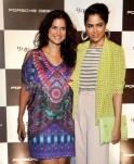 Sushma and Sameera