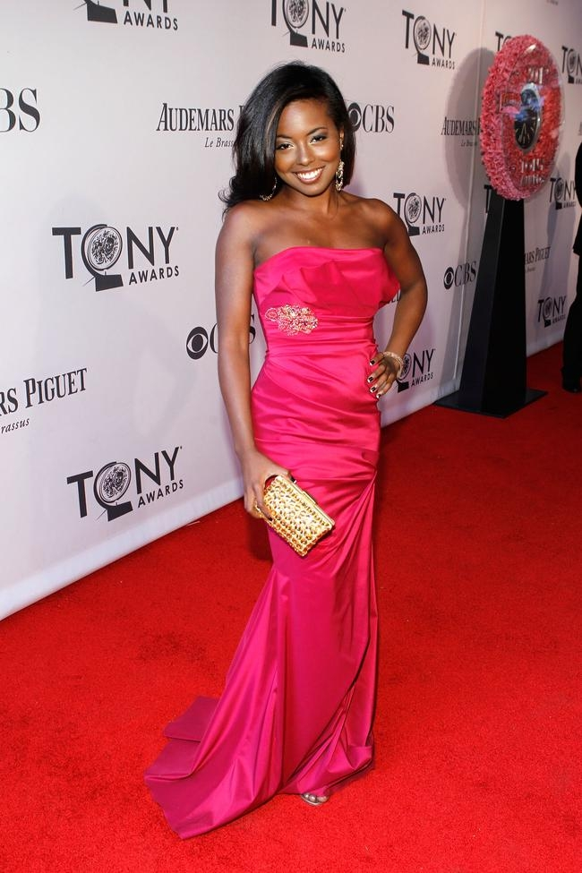 The hottest dresses at the 2012 Tony Awards