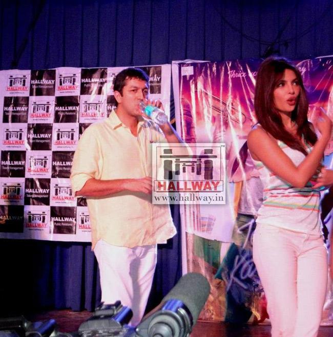 Priyanka and Kunal Kohli