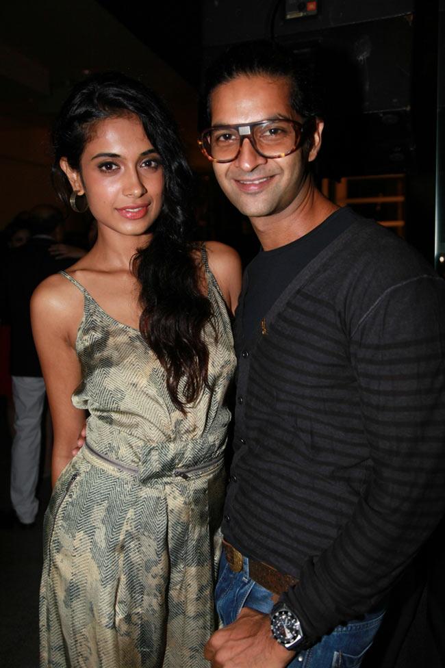 Sarah Jane Dias and Purab Kohli