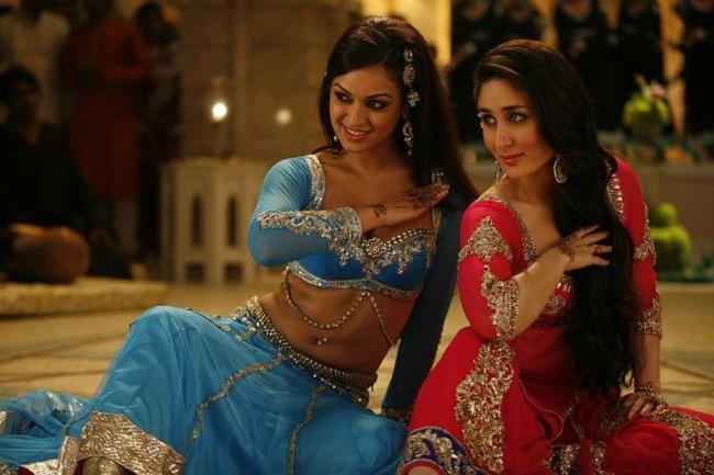 Kareena Kapoor and Maryam Zakaria