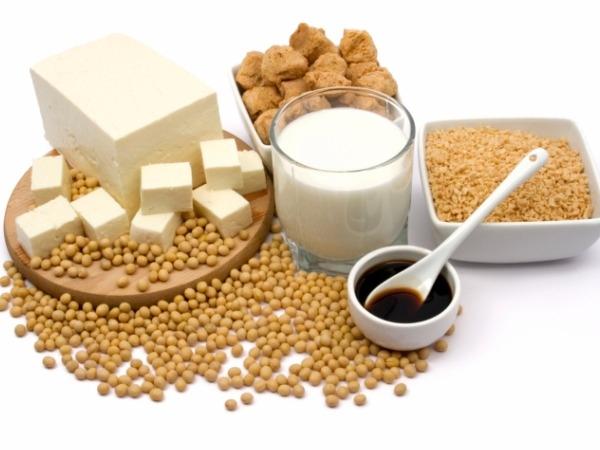 Beans, rice, barley or wheat