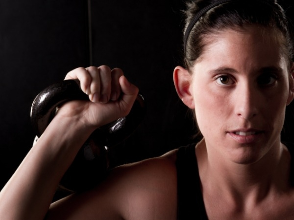 """She further explains, """"Constantly varied – Crossfitters are greedy, we want to be good at every thing, so we don't want only a strong guy, fast guy or flexible girl, we want everything. We have varied the program so we can be good at everything. Int"""