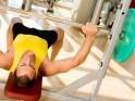 Bench press posture