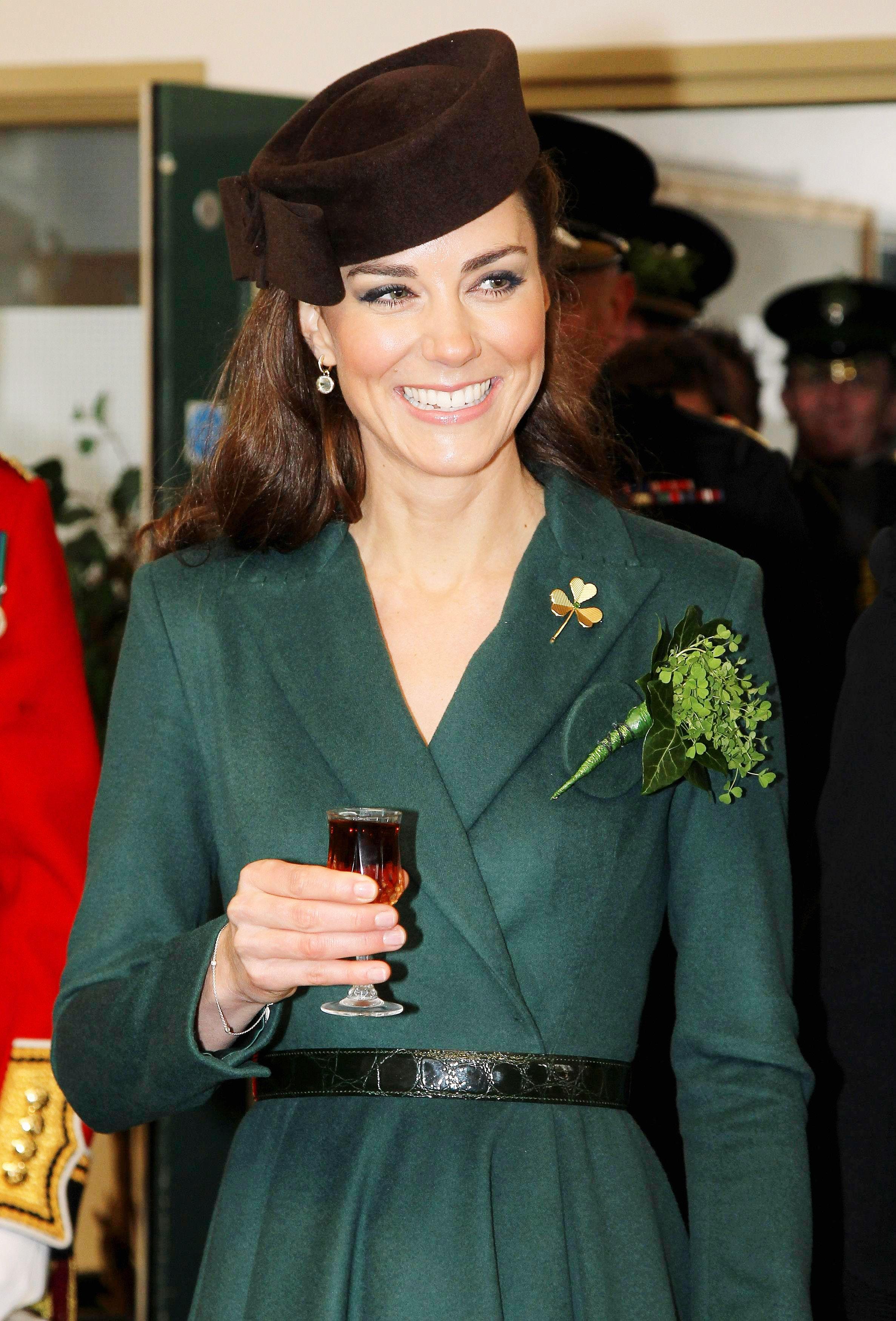 Kate Middleton @ St Patrick