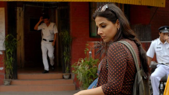 Vidya redefines a woman