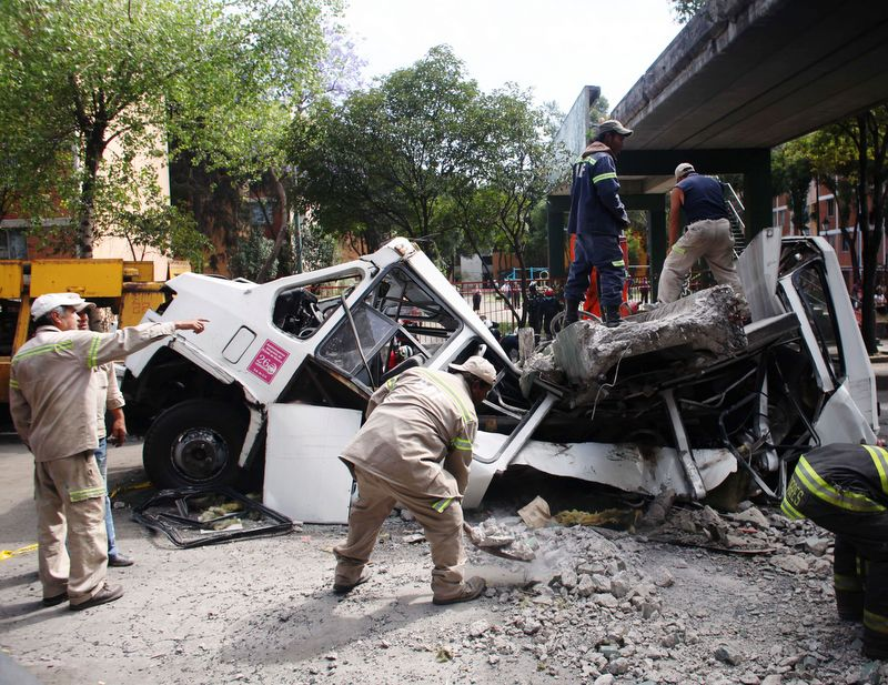 Earthquake devastates Mexico